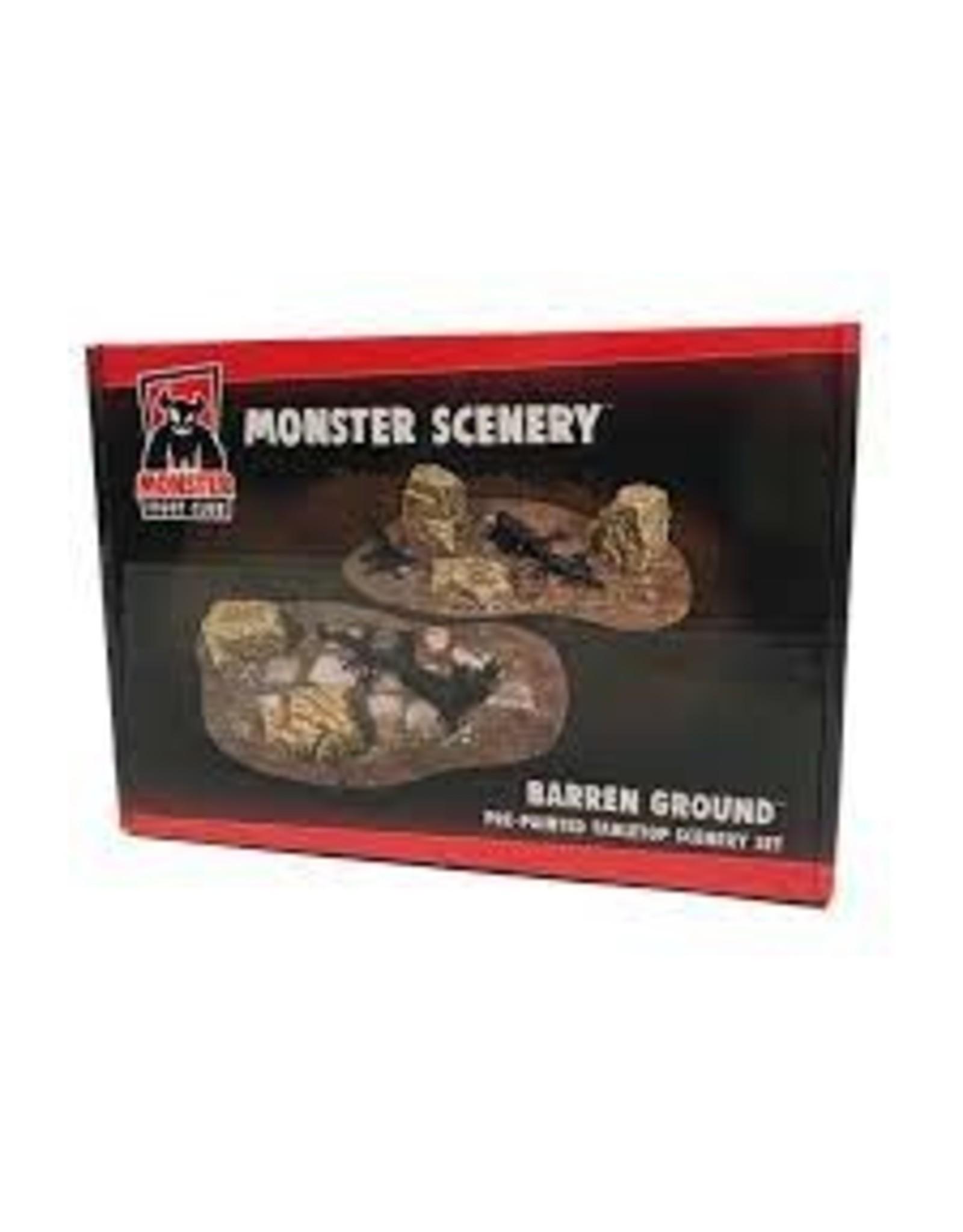 Monster Fight Club Terrain: Barren Ground