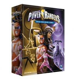 Renegade Games Studios Power Rangers Deck-Building Game