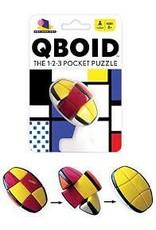 Brainwright Puzzle: Qboid