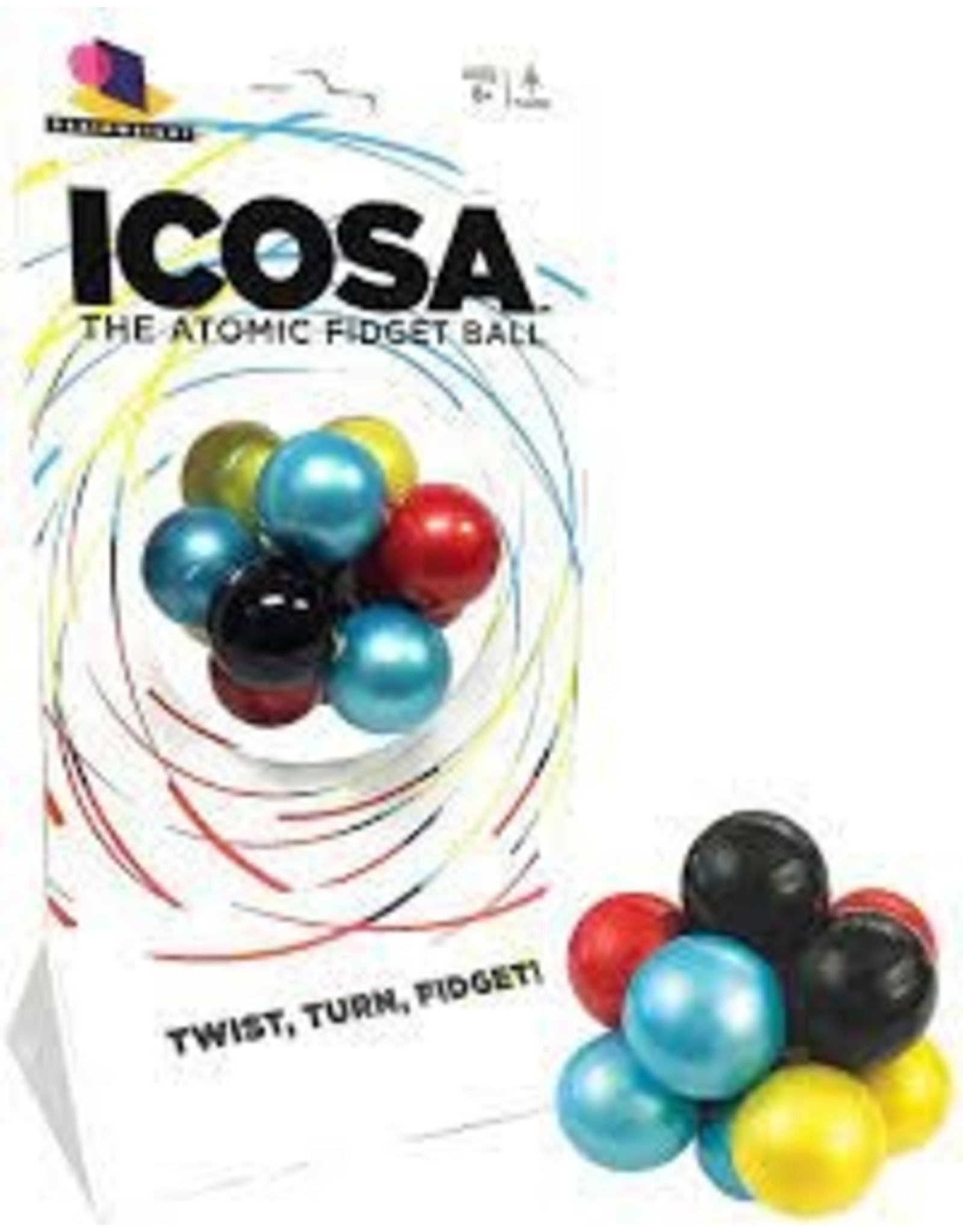 Brainwright Puzzle: Icosa