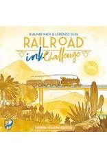 Railroad Ink: Challenge: Shining Yellow