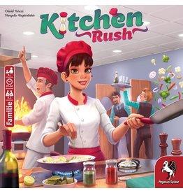 Pegasus Spiele Kitchen Rush Revised Edition