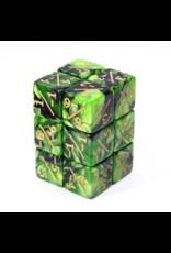 Foam Brain -1/-1 Magic Counter Dice Green/Black