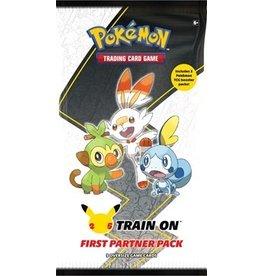 Pokemon Pokemon: First Partner Pack: Galar