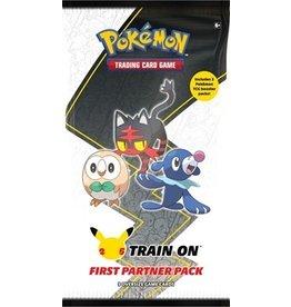 Pokemon Pokemon: First Partner Pack: Alola