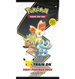 Pokemon Pokemon: First Partner Pack: Kalos