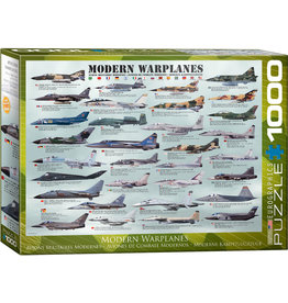 Eurographics Modern Warplanes