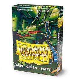 Arcane Tinman Dragon Shields Japanese: Matte Apple Green (60)