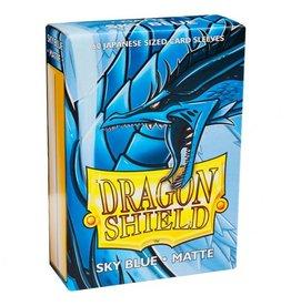 Arcane Tinman Dragon Shields Japanese: Matte Sky Blue (60)