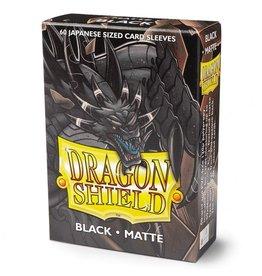Arcane Tinman Dragon Shields Japanese: Matte Black (60)