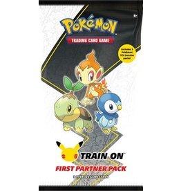 Pokemon Pokemon Sinnoh First Partner Pack