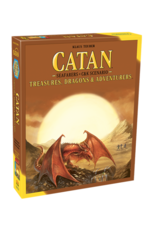 Catan Studios CATAN - Treasures, Dragons, & Adventurers