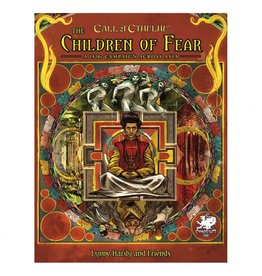 Chaosium Call of Cthulhu Adventure: Children of Fear