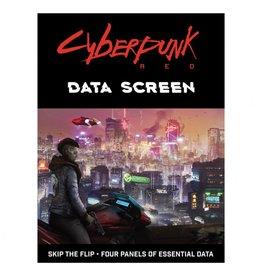 R. Talsorian Games Cyberpunk: Red: Data Screen