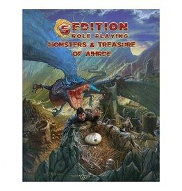 Troll Lord Games D&D 5E: Monsters & Treasure of Aihrde