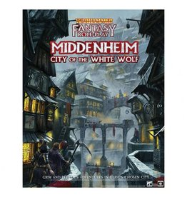 Cubicle 7 WHF: Middenheim City of the White Wolf