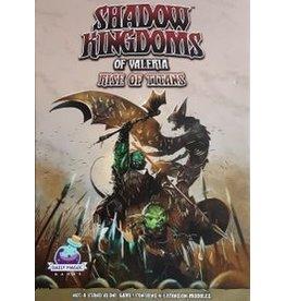 Shadow Kingdoms of Valeria Rise of Titan