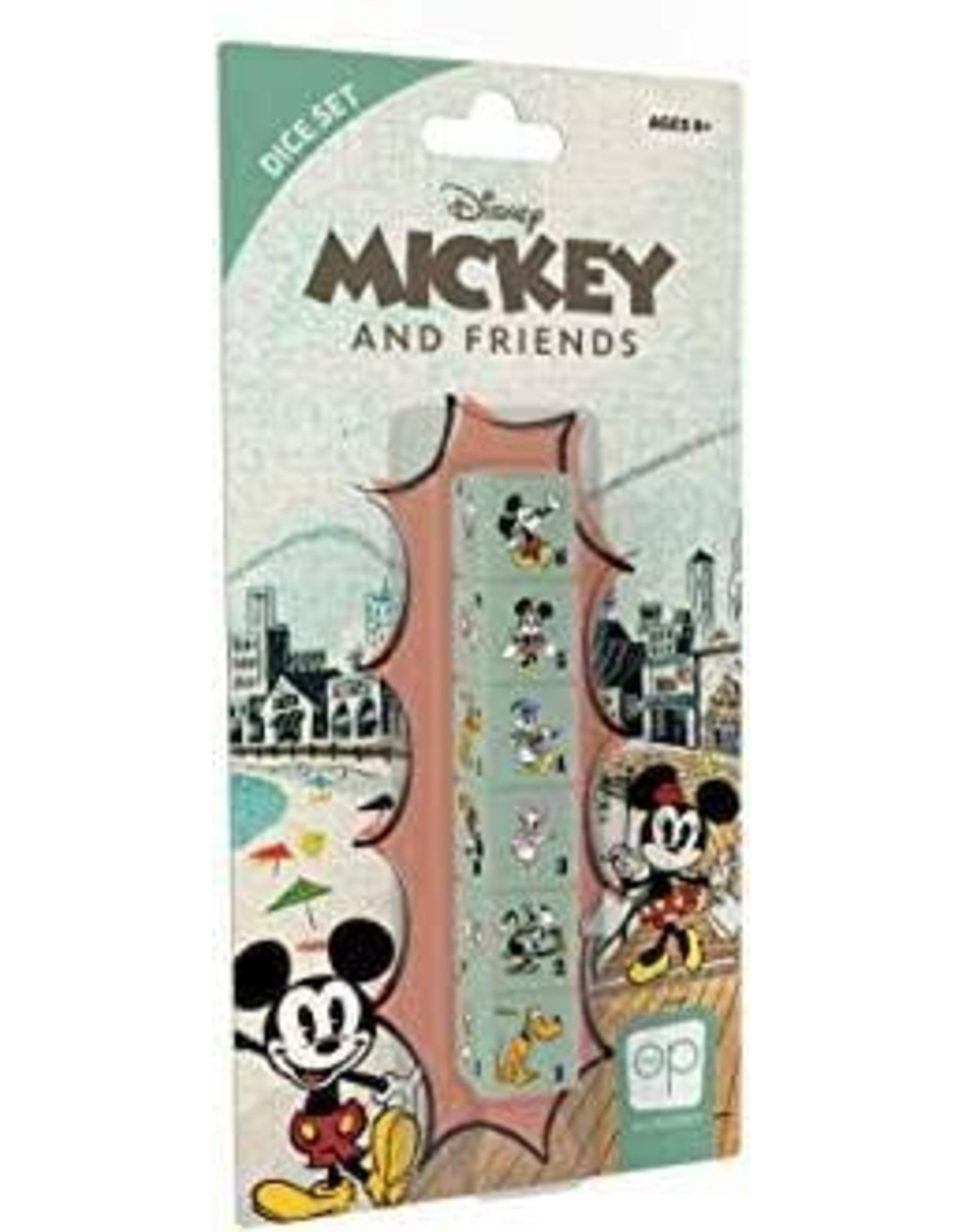 The OP d6 Mickey And Friends (12)