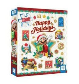 The OP Puzzle: Super Mario Happy Holiday 1000pc
