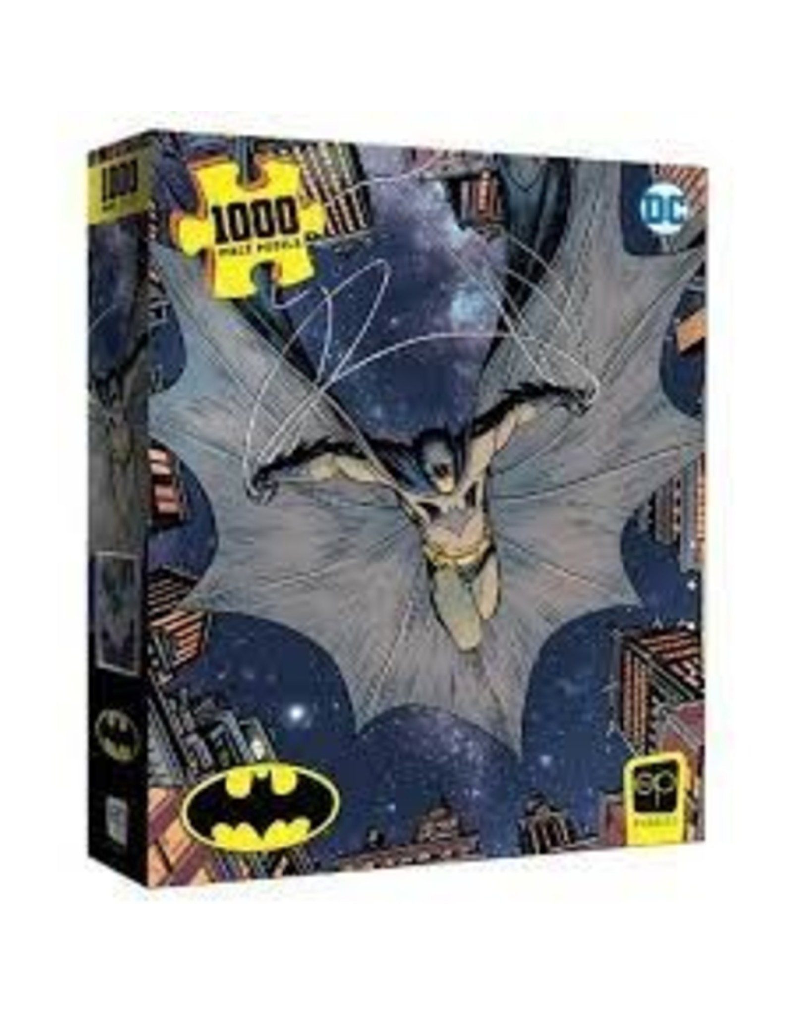 """The OP Puzzle: Batman """"I Am The Night"""" 1000pc"""
