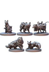 Steamforged Games Animal Adventures: Secrets of Gullet Cove - Cats of Gullet Cove