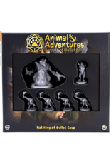 Steamforged Games Animal Adventures: Secrets of Gullet Cove - Rat King of Gullet Cove
