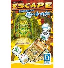 Queens Games Escape: Roll & Write