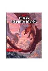 Dungeons & Dragons D&D 5E: Fizban's Treasury of Dragons (Standard Cover) (Pre Order)
