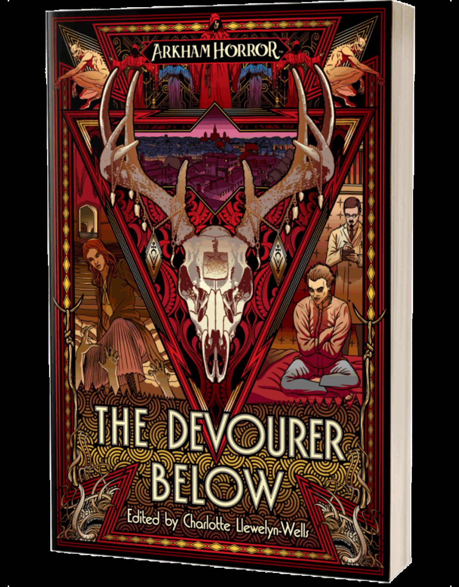 Aconyte Books Arkham Horror: The Devourer Below
