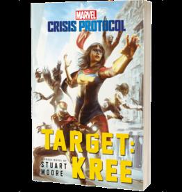 Aconyte Books Marvel Crisis Protocol - Target: Kree