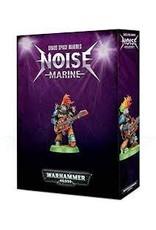 Warhammer 40K Chaos Space Marines: Noise Marine