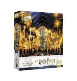 """The OP Puzzle: Harry Potter """"Great Hall"""" 1000pc"""