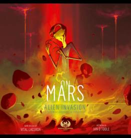 On Mars Alien Invasion (Pre Order)