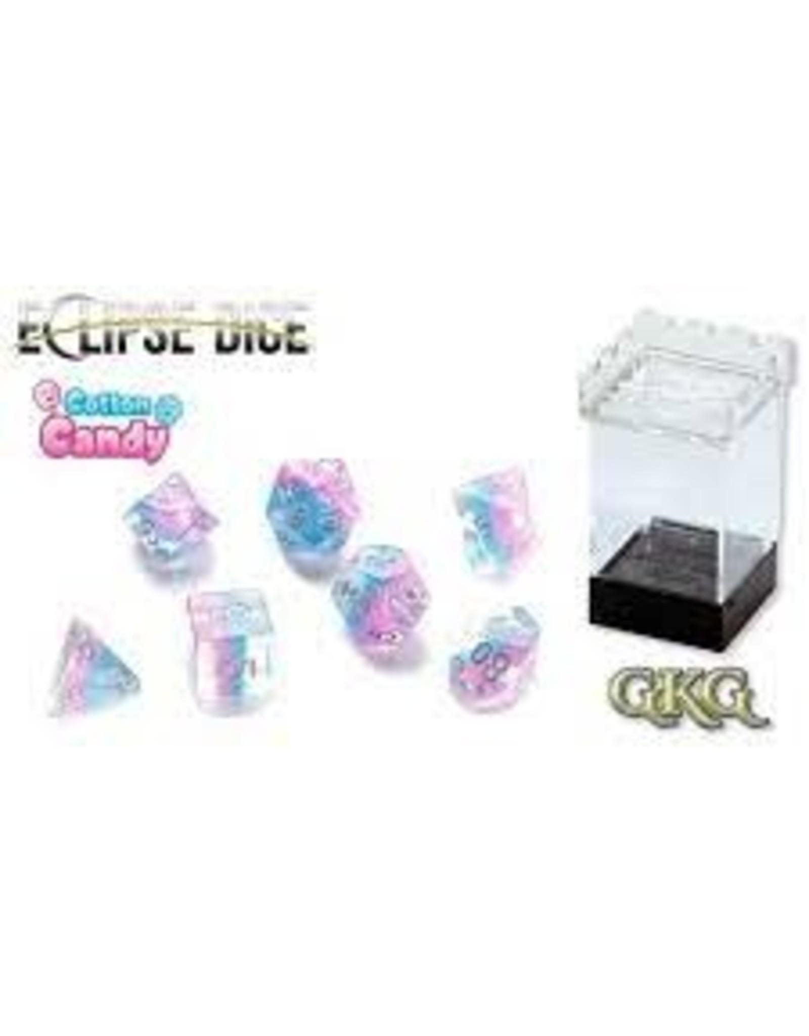 7-set Cube: Eclipse: Cotton Candy