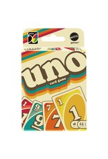Mattel UNO: Iconic 1970'S