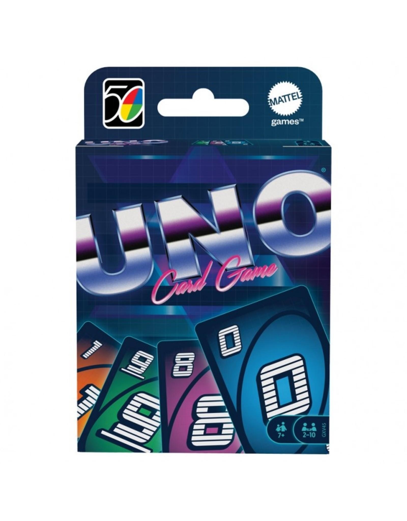 Mattel UNO: Iconic 1980'S