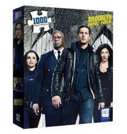 The OP Puzzle: Brooklyn 99 1000pc