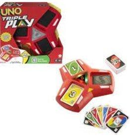 Mattel UNO: Triple Play