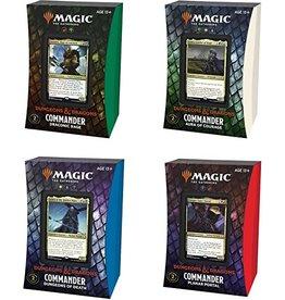 Magic Adventures in the Forgotten Realms Commander Deck