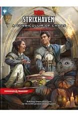 Wizards of the Coast D&D 5E: Curriculum of Chaos Strixhaven Standard Cover (D&D/MTG Adventure Book) (Pre Order) (November)