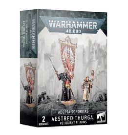 Warhammer 40K Aestred Thurga Relinquant At Arms