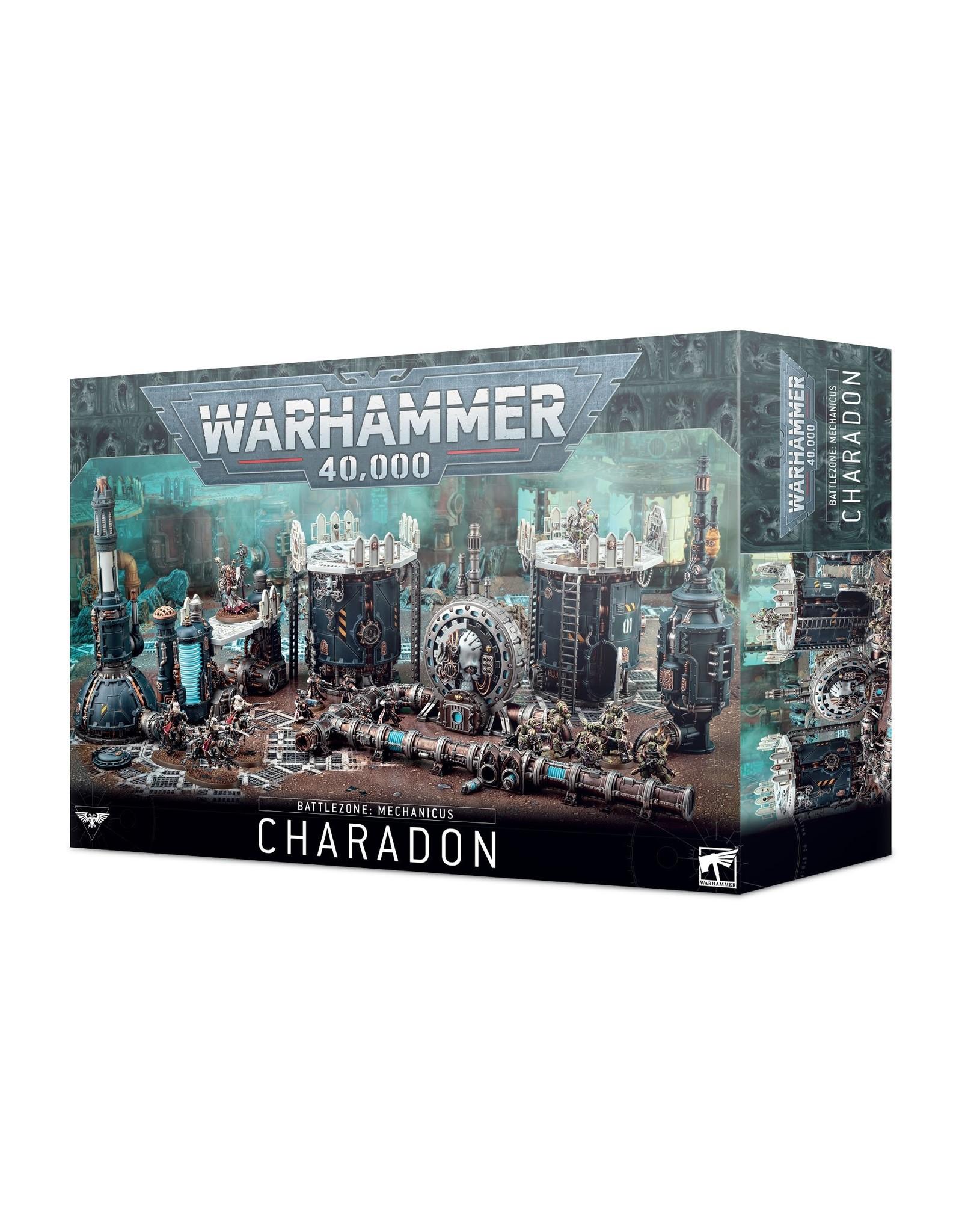 Warhammer 40K Battlezone: Mechanicus Charadon