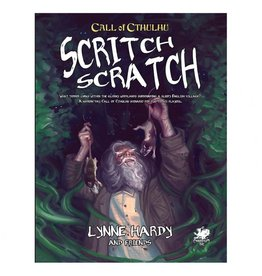 Chaosium Call of Cthulhu: Adventure: Scritch Scratch