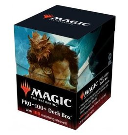 Ultra Pro Combo Box: MtG: PRO: AdvForRealm V2(100)