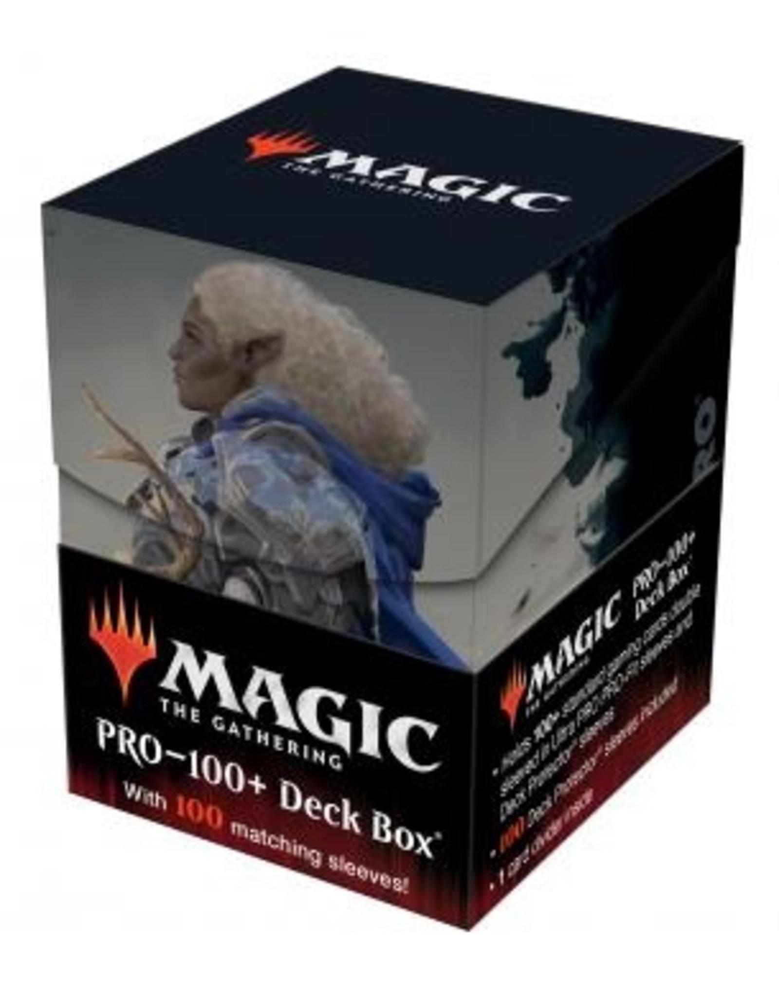 Ultra Pro Combo Box: MtG: PRO: AdvForRealm V4(100)