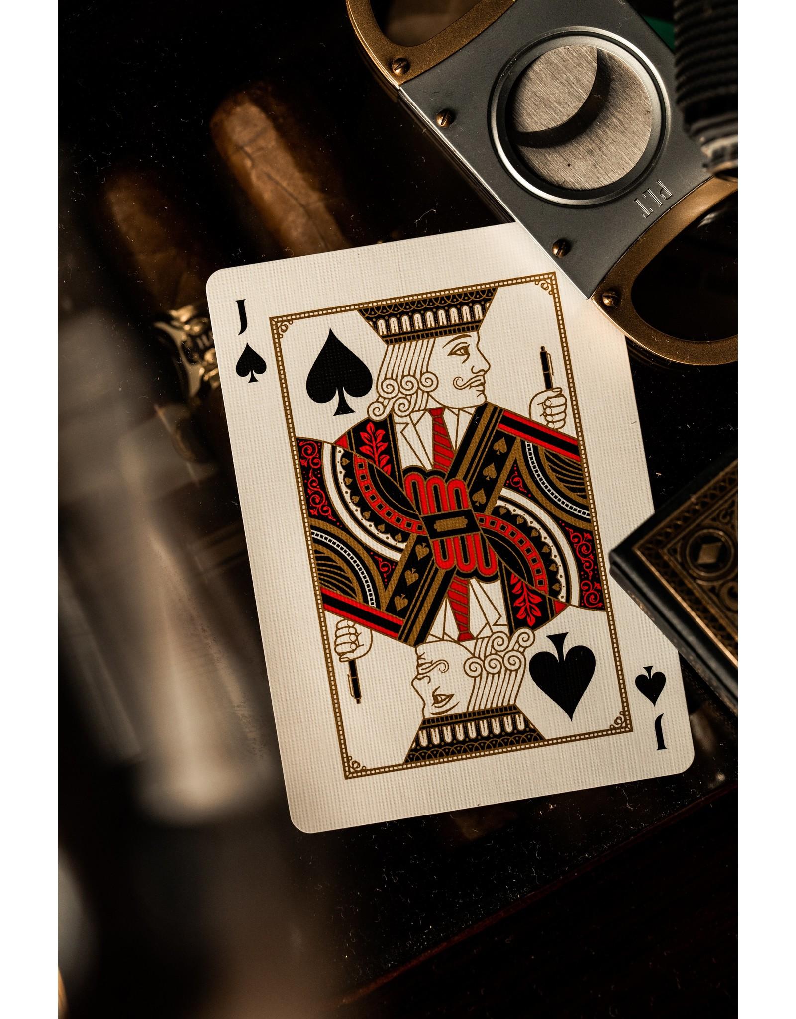 US Playing Card Co. Bicycle Theory 11 (SW/Bond/Avg/Mando)