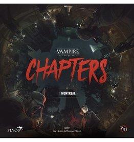 Flyos Vampire the Masquerade: Chapters (Pre Order) (May 2022)
