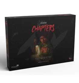 Flyos Vampire the Masquerade: Chapters: The Ministry The Seeker of Truth (Pre Order) (May 2022)