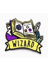 Foam Brain Banner Class Pins: Wizard