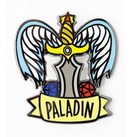 Foam Brain Banner Class Pins: Paladin